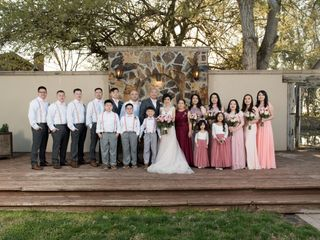 The wedding of Valerie and Mark 3