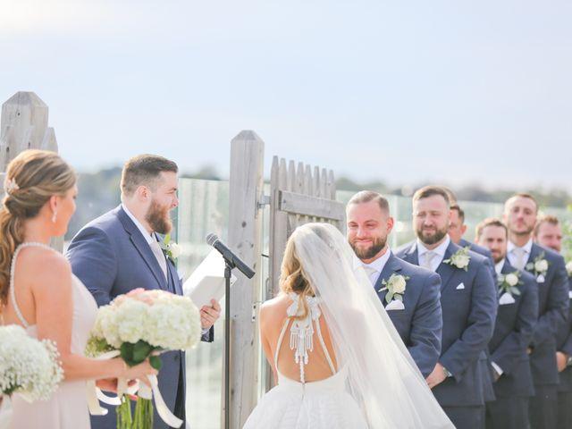Eddie and Clarissa's Wedding in Middletown, Rhode Island 9