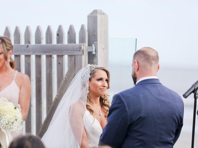 Eddie and Clarissa's Wedding in Middletown, Rhode Island 10