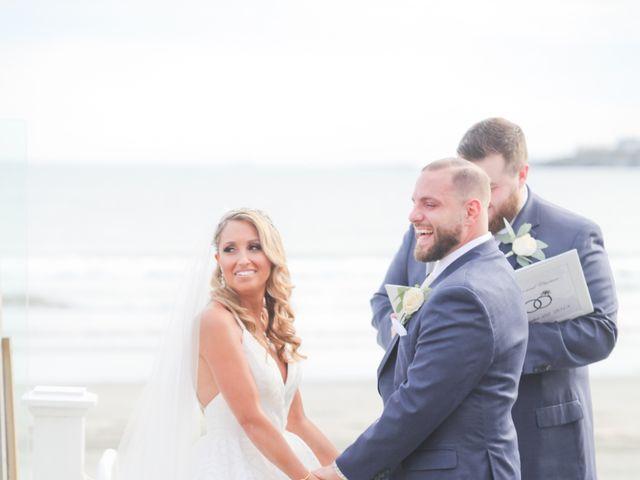 Eddie and Clarissa's Wedding in Middletown, Rhode Island 11