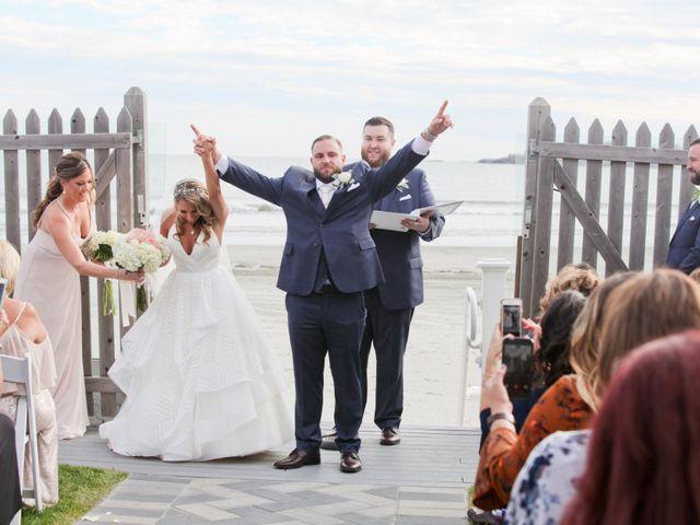 Eddie and Clarissa's Wedding in Middletown, Rhode Island 13