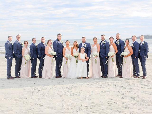 Eddie and Clarissa's Wedding in Middletown, Rhode Island 22