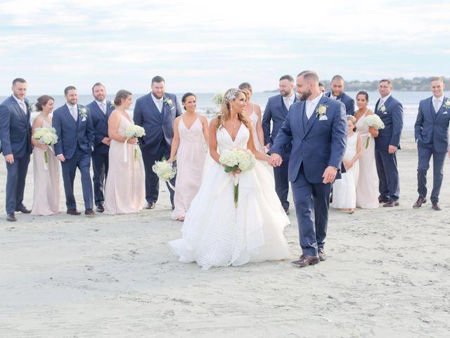 Eddie and Clarissa's Wedding in Middletown, Rhode Island 23