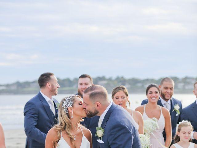 Eddie and Clarissa's Wedding in Middletown, Rhode Island 24
