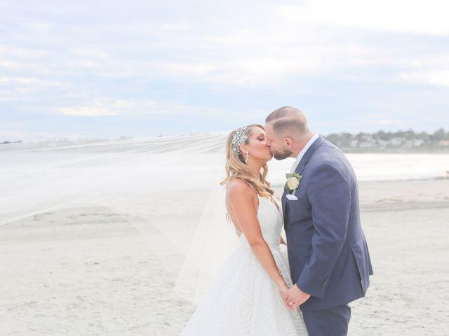 Eddie and Clarissa's Wedding in Middletown, Rhode Island 26