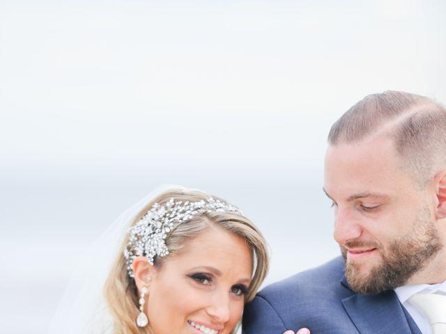 Eddie and Clarissa's Wedding in Middletown, Rhode Island 27