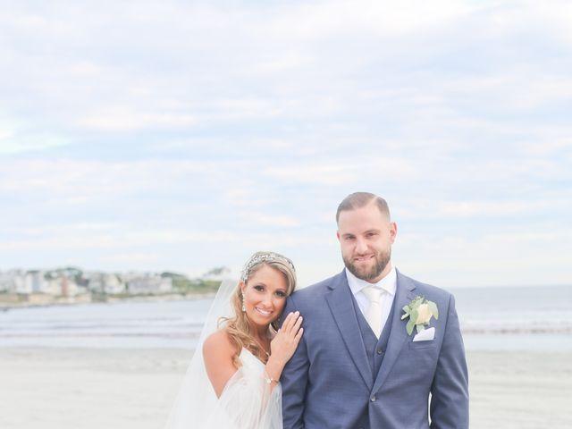 Eddie and Clarissa's Wedding in Middletown, Rhode Island 28