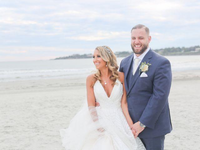 Eddie and Clarissa's Wedding in Middletown, Rhode Island 29