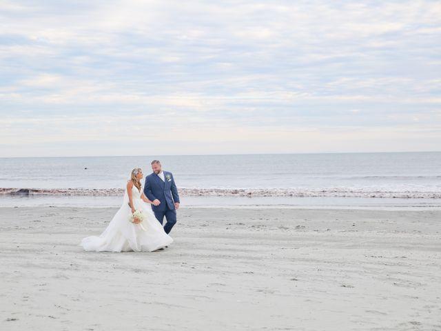 Eddie and Clarissa's Wedding in Middletown, Rhode Island 31