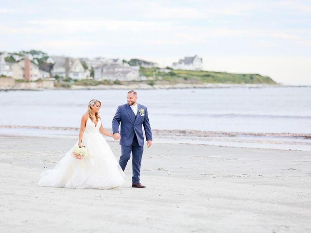 Eddie and Clarissa's Wedding in Middletown, Rhode Island 32