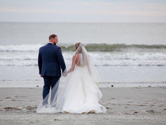 Eddie and Clarissa's Wedding in Middletown, Rhode Island 33