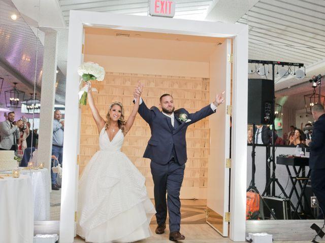 Eddie and Clarissa's Wedding in Middletown, Rhode Island 34