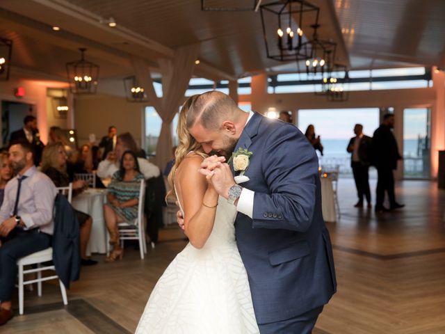Eddie and Clarissa's Wedding in Middletown, Rhode Island 35