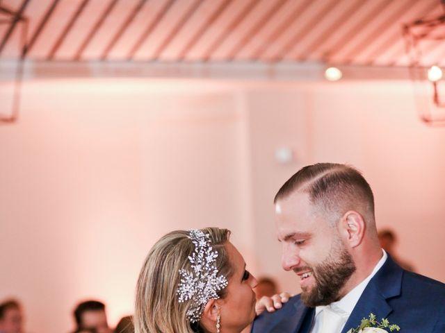 Eddie and Clarissa's Wedding in Middletown, Rhode Island 36