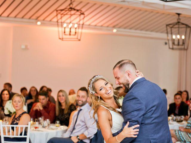 Eddie and Clarissa's Wedding in Middletown, Rhode Island 37