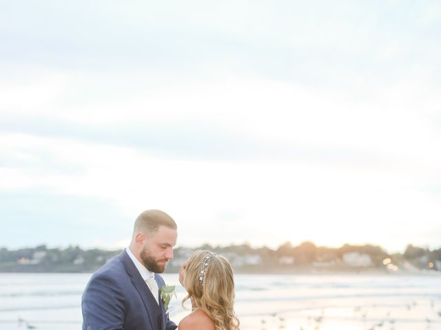 Eddie and Clarissa's Wedding in Middletown, Rhode Island 38