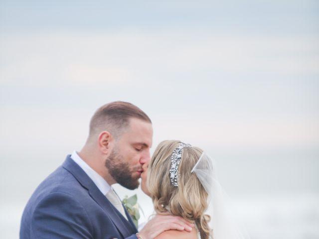 Eddie and Clarissa's Wedding in Middletown, Rhode Island 40