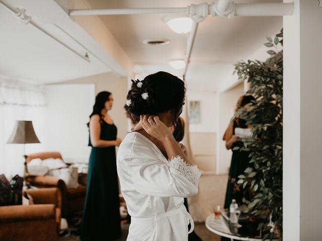 Jaryd and Alyssa's Wedding in Butler, Pennsylvania 9