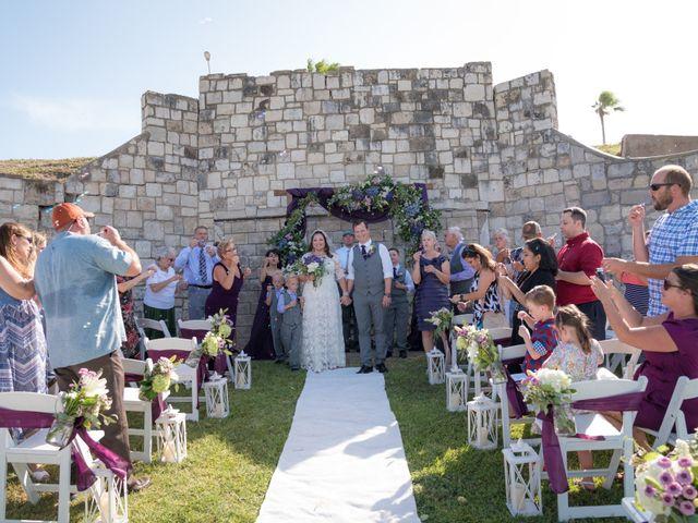 Nathan and Nola's Wedding in Corpus Christi, Texas 6