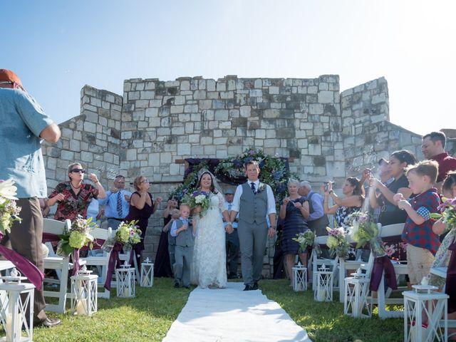 Nathan and Nola's Wedding in Corpus Christi, Texas 7