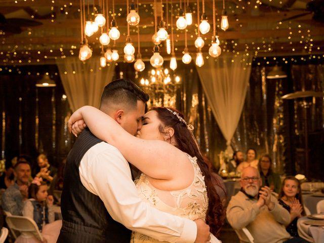 Anthony and Kathie's Wedding in Tulsa, Oklahoma 1