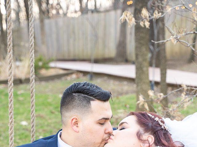 Anthony and Kathie's Wedding in Tulsa, Oklahoma 6