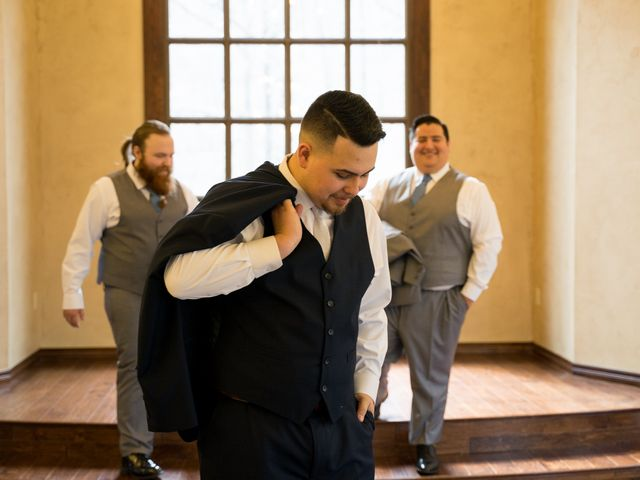 Anthony and Kathie's Wedding in Tulsa, Oklahoma 12