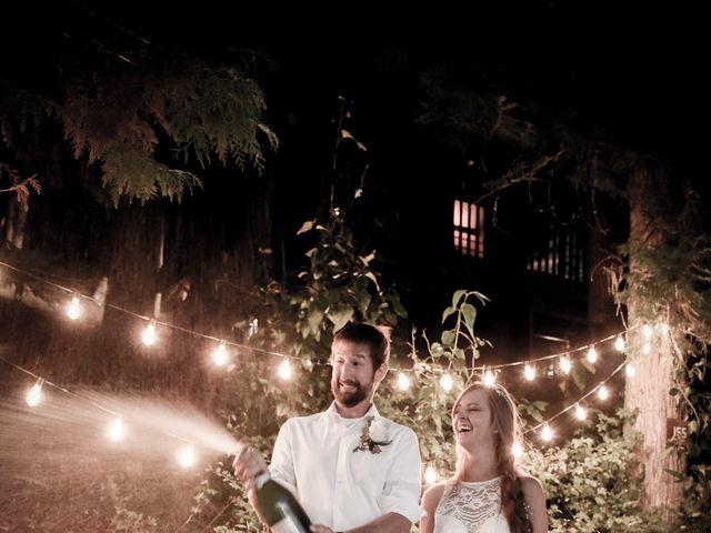 Justin Mckinney and Amanda Merrick's Wedding in Coolin, Idaho 1