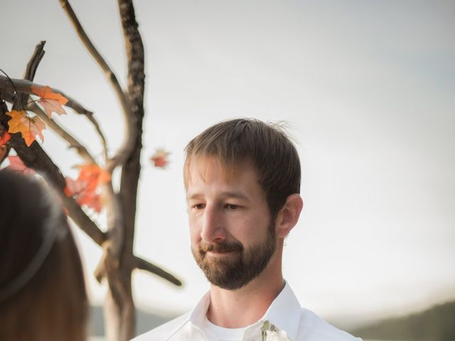 Justin Mckinney and Amanda Merrick's Wedding in Coolin, Idaho 6