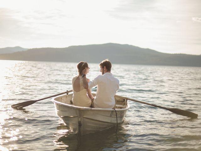 Justin Mckinney and Amanda Merrick's Wedding in Coolin, Idaho 8