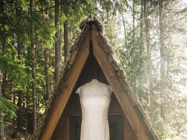 Justin Mckinney and Amanda Merrick's Wedding in Coolin, Idaho 10