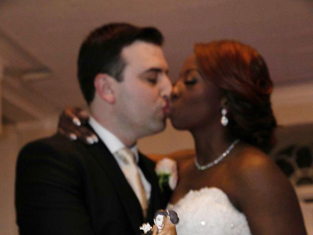 Nick and Drisana's Wedding in Ipswich, Massachusetts 8