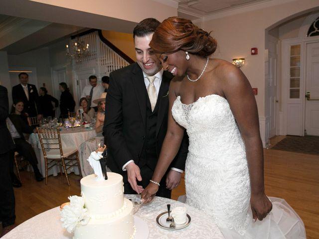 Nick and Drisana's Wedding in Ipswich, Massachusetts 10