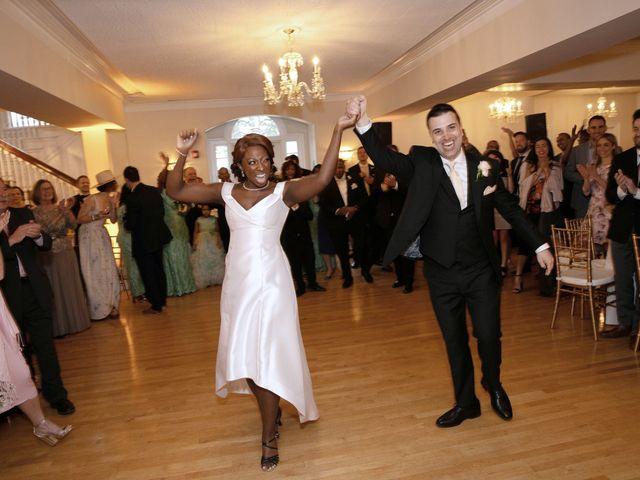 Nick and Drisana's Wedding in Ipswich, Massachusetts 18