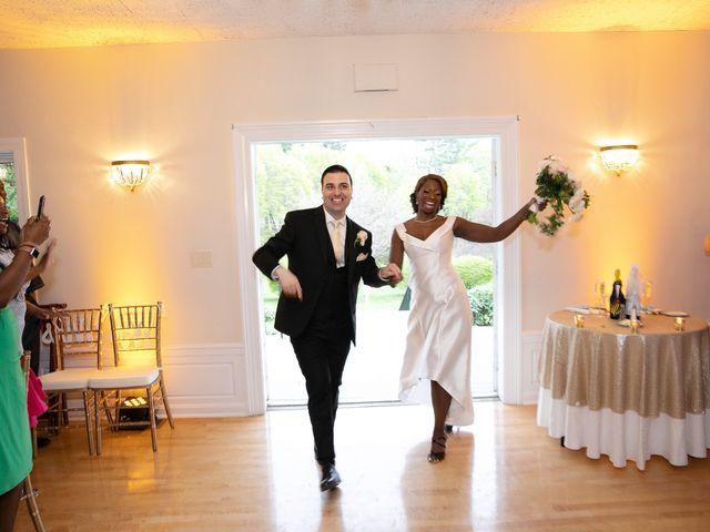 Nick and Drisana's Wedding in Ipswich, Massachusetts 24