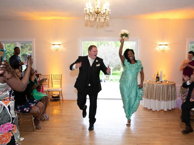 Nick and Drisana's Wedding in Ipswich, Massachusetts 25