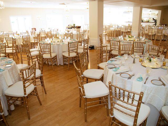 Nick and Drisana's Wedding in Ipswich, Massachusetts 33