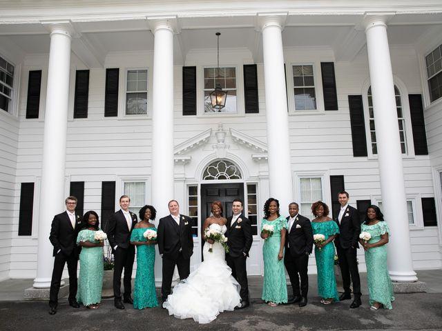 Nick and Drisana's Wedding in Ipswich, Massachusetts 35