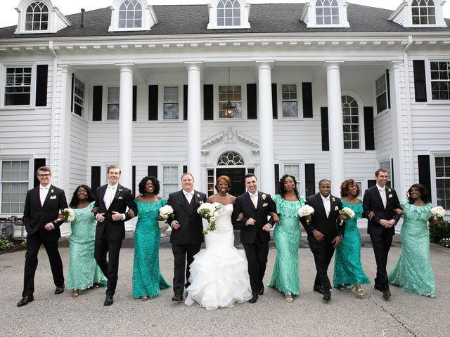 Nick and Drisana's Wedding in Ipswich, Massachusetts 36