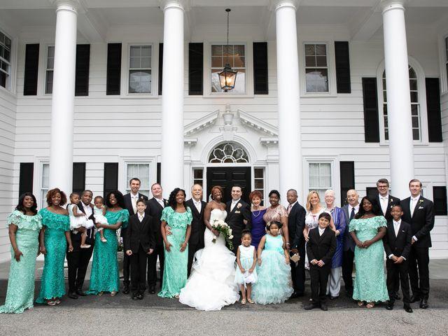 Nick and Drisana's Wedding in Ipswich, Massachusetts 38