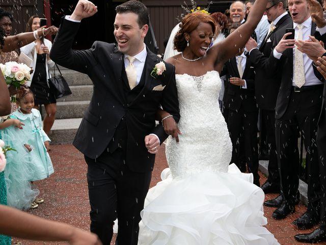 Nick and Drisana's Wedding in Ipswich, Massachusetts 42