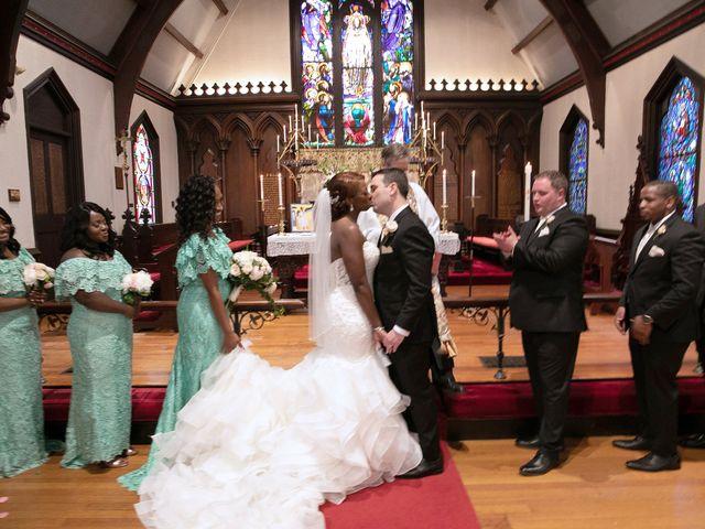 Nick and Drisana's Wedding in Ipswich, Massachusetts 44