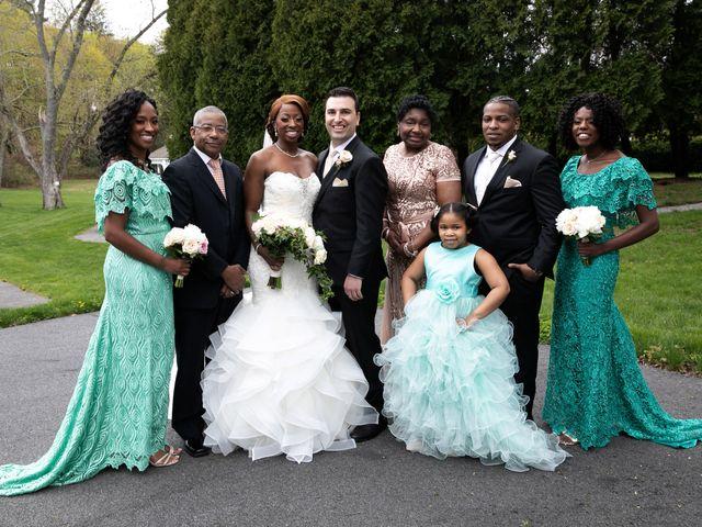 Nick and Drisana's Wedding in Ipswich, Massachusetts 61