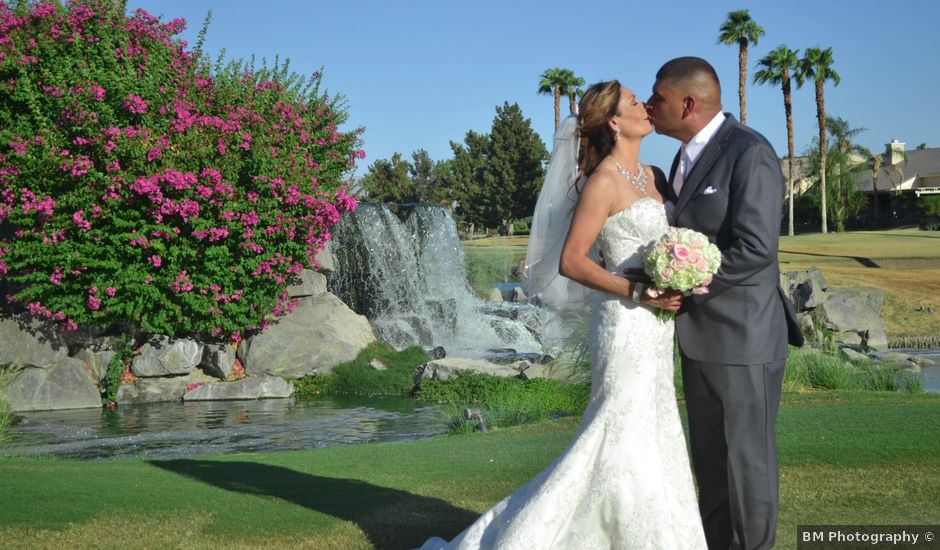 Ray and Sylvia's Wedding in Palm Desert, California