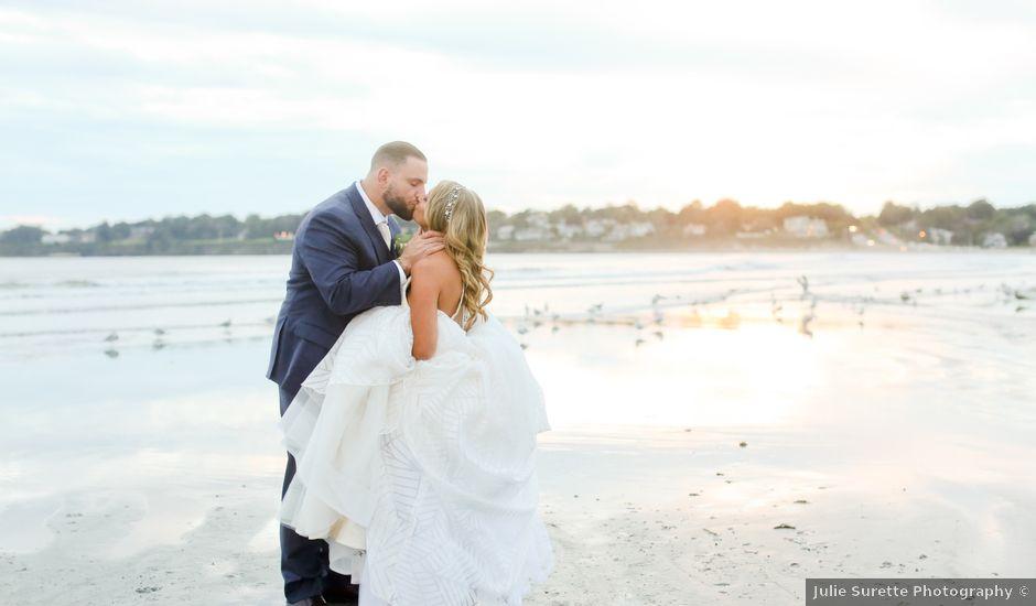 Eddie and Clarissa's Wedding in Middletown, Rhode Island