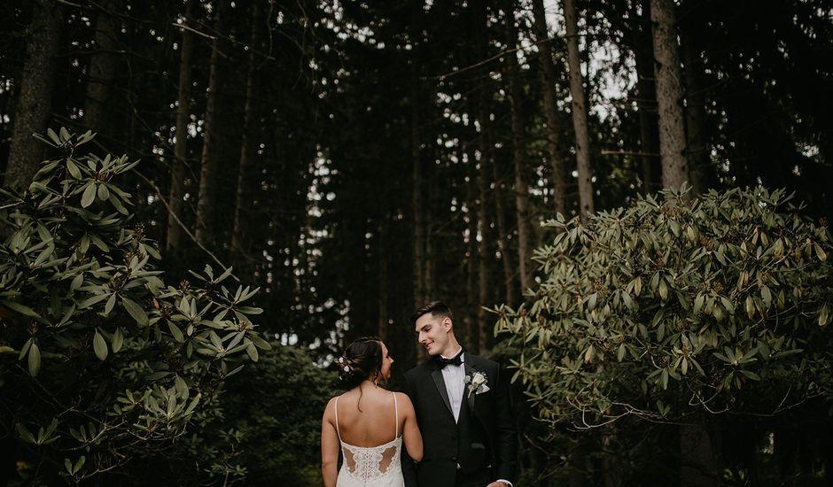 Jaryd and Alyssa's Wedding in Butler, Pennsylvania