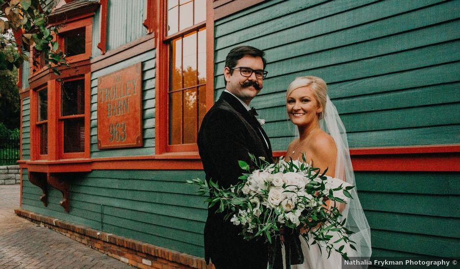 Jordan and Erin's Wedding in Atlanta, Georgia