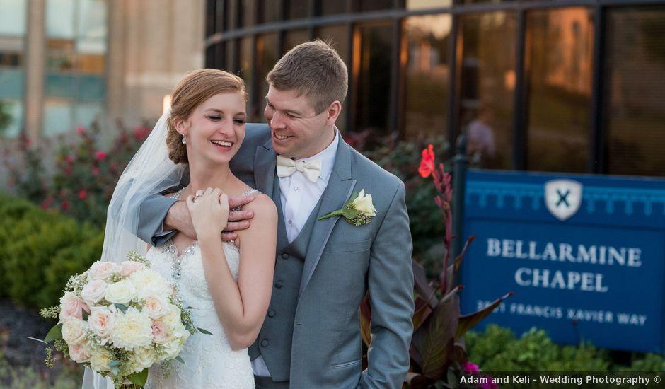 Casey and Colleen's Wedding in Cincinnati, Ohio