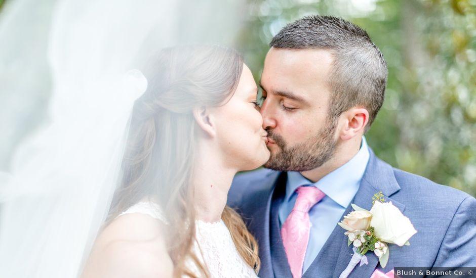 Drew and Abby's Wedding in Dahlonega, Georgia
