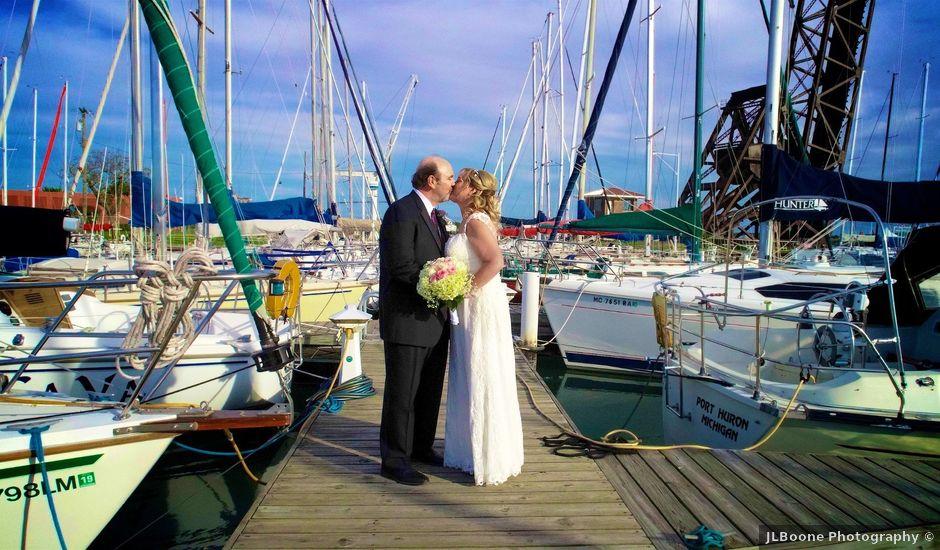 Robert and Yvonne's Wedding in Port Huron, Michigan